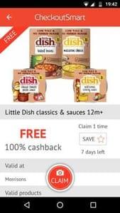 Little Dish Meal Freebie