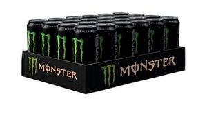 Monster drink 24