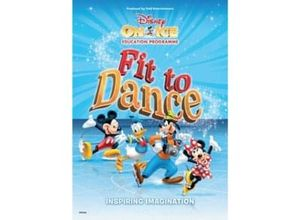 Free Disney Fit to Dance Activity Booklet
