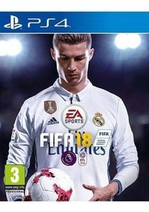 FIFA 18 - PS4 - £41.85 at Simply Games. CHEAPEST UK PRICE!