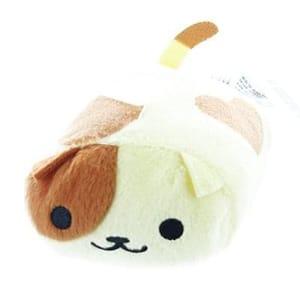 "Neko Atsume: Kitty Collector 4"" Plush: Peaches"