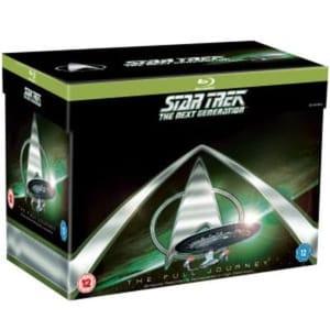 Star Trek The Next Generation 1-7 Complete Blu-ray Box Set