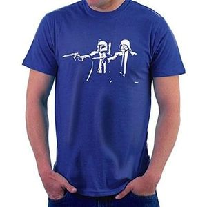 Banksy Star Wars Pulp Fiction, Men's T-Shirt