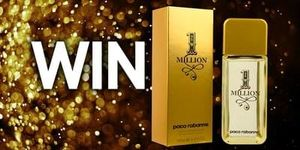 Win a Bottle of Paco Rabanne 1 Million from Semichem