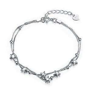 Sterling silver charm bracket x3