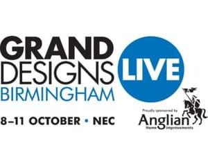 Win 2 Tickets to Grand Design Live