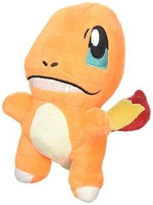 """Pokemon Charm Ander 4.5"""" Cute Soft Plush Toys Doll FREE DELIVERY"""
