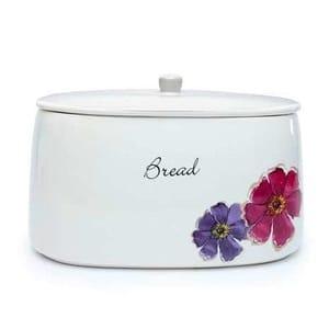 Mulberry Flower Bread Bin Save £6 Free C+C