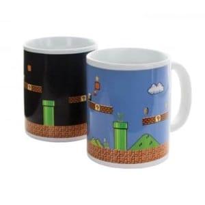 Super Mario Bros Heat Change Mug