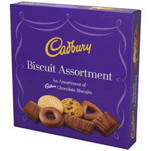 Cadbury biscuit assortment only £1