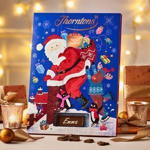Thorntons Mega Deal - 3 x Advent Calendars and Personalised Chocolate Box!