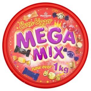Morrisons Mega Mix 1.05kg