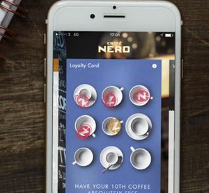 Free Coffee or Tea at Caffè Nero