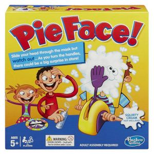 Hasbro Pie Face Game £13.64 + FREE DELIVERY