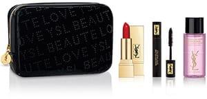 Receive a Luxury YSL Makeup Bag