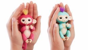 Finger Pet Monkey Only £8.99 at GoGroopie!