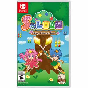 Soldam: Drop/Connect/Erase (Nintendo Switch)「Pre-Order」