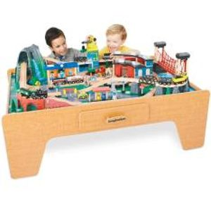 Mountain Rock Train Table Online Only