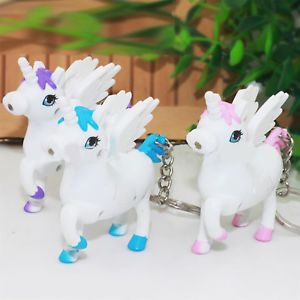Cute Unicorn Keyring (Free Delivery)