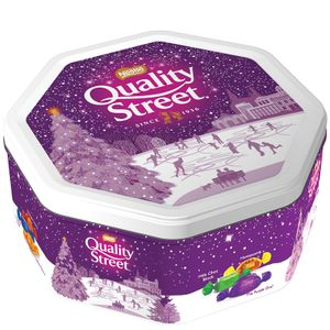 QUALITY STREET Christmas Tin 1.2kg
