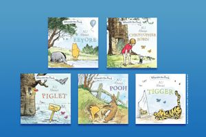 Winnie the Pooh Books for £1
