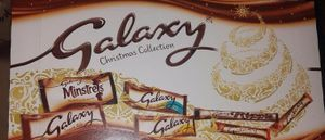 Large Galaxy Selection Box £1.50 Instead of £3 Instore Tesco Liverpool