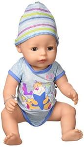 Forget Luvabeau BOY DOLL This Year. Buy a Zapf Baby Born Interactive BOY DOLL.