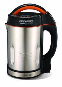 Morphy Richards 48822 Soupmaker - Stainless Steel save £64.99 Free Delivery