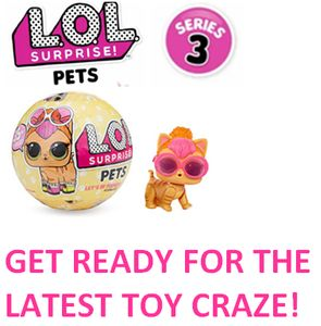 Where to Buy LOL Surprise Pets in the UK? The Next Hot Toy Craze? For Sure!