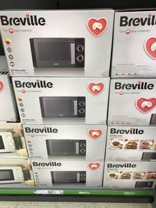 Breville 800w ASDA Microwave