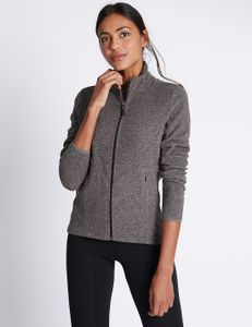 £15 M&S Fleece for £5 with Sparks £10 off Womens Coats and Jackets