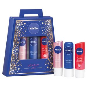 Nivea Lips Gift Sets in Tesco. Online Too