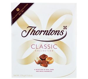Earn a tasty treat when buying delicious chocolates and personalised gifts thanks to our Thorntons voucher code and cashback deals. Whether dark, milk or white chocolate tantalises your taste buds, their many collections are made using only the finest cocoa beans.