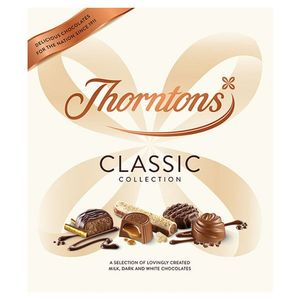 Thorntons Classic Collection Box of Chocolates 248g Free C&C