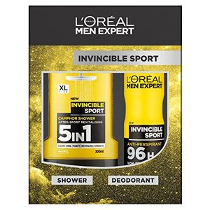 "L'Oreal Men Expert Invincible Sport 2-Piece Gift Set """"ADD ON"""""
