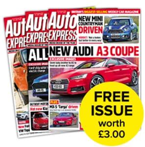 Free Auto Express Magazine
