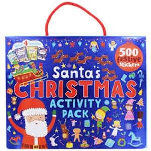Santas Christmas Activity Pack