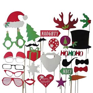 Xmas Photo Props Inc free  delivery