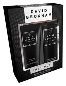 Beckham Instinct Body Spray and Shower Gel