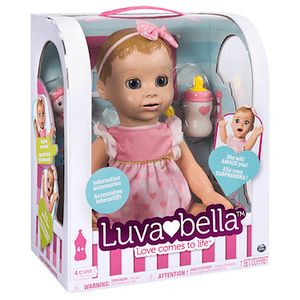 SAVE £10. Luvabella Blonde - in STOCK at AMAZON