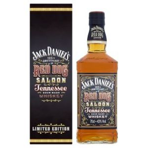 Jack Daniels Limited Edition Red Dog Saloon