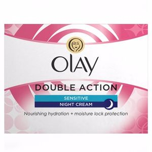Olay Double Action Night Cream Sensitive 50ml