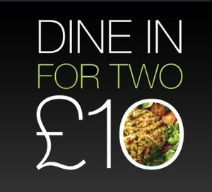 M&S Dine in for 2 with Wine is Back