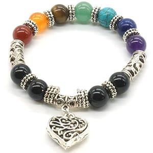 10 MM Beads Yoga Balancing Reiki Healing Bracelet