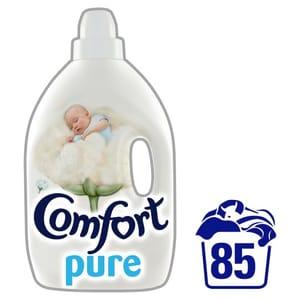 Comfort Pure Fabric Conditioner 85 Wash 3L