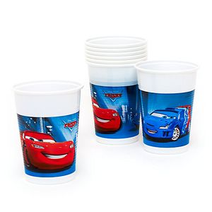 8 Disney Cars Party Cups