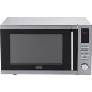 De'Longhi 900W 25 Ltr Standard Microwave AM9 - Silver
