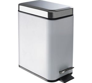 HOME 5 Litre Slim Line Bin £12.99 Each or 2 for £15