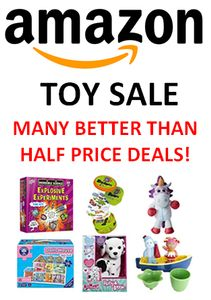 AMAZON TOY SALE - up to 70% off Selected Toys