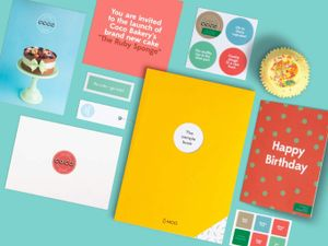 FREE Greetings Card, Stickers, Postcards & Other Samples